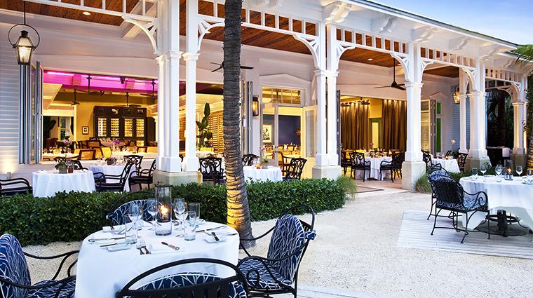 Property SunsetKeyCottages Hotel Dining Latitudes StarwoodHotels&ResortsWorldwideInc