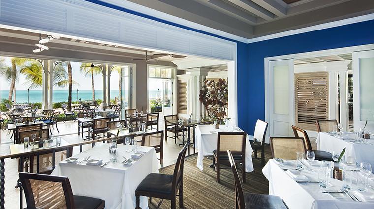 Property SunsetKeyCottages Hotel Dining LatitudesInterior StarwoodHotels&ResortsWorldwideInc