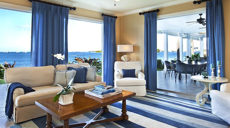 Property SunsetKeyCottages Hotel GuestroomSuite ThreeBedroomDeluxeLivingArea StarwoodHotels&ResortsWorldwideInc