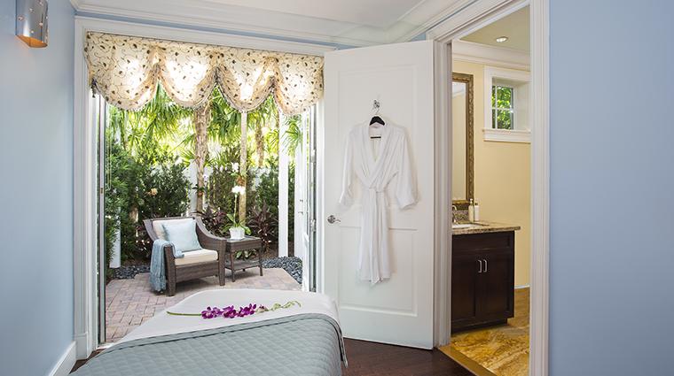 Property SunsetKeyCottages Hotel Spa MassageRoom StarwoodHotels&ResortsWorldwideInc