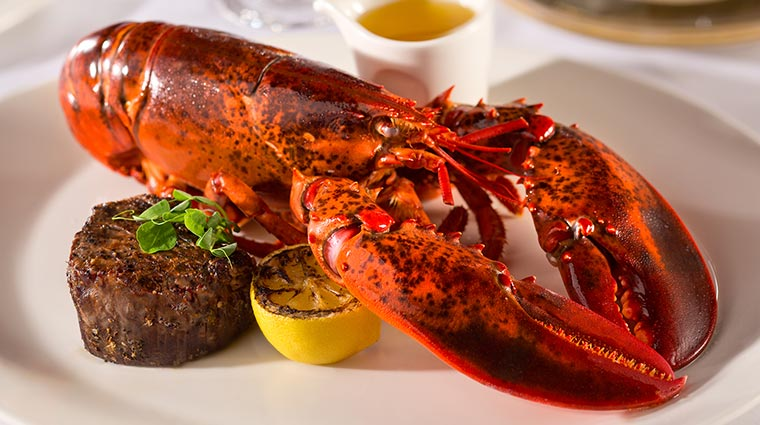 Property TSSteakhouse Restaurant Food Lobster CreditTurningStoneResortCasinoLLC