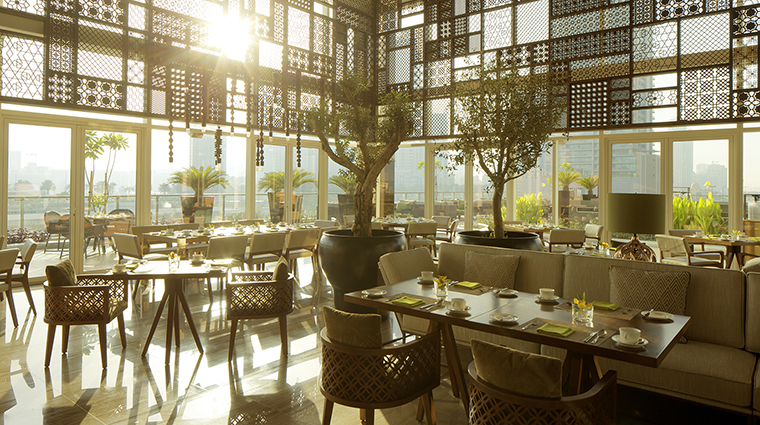 Property TajDubai Hotel Dining Tesoro TajHotelsResortsandPalaces