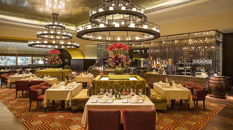 Property Terrazza Restaurant Dining DiningRoom3 NewGalaxyEntertainmentCompanyLimited