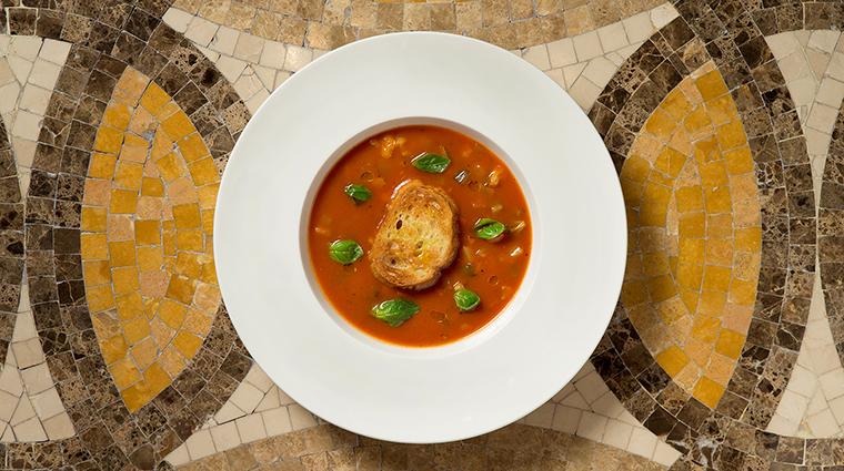 Property Terrazza Restaurant Dining MinstroneCountryStyledVegetableSoup NewGalaxyEntertainmentCompanyLimited