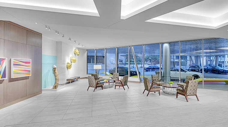 Property TheARTaHotel Hotel PublicSpaces PorticoGallery theARThotel
