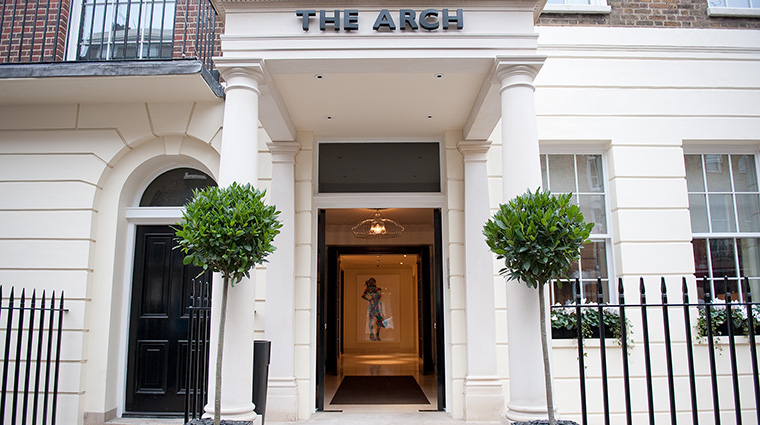 Property TheArchLondon Hotel Exterior ExteriorEntrance TheArch