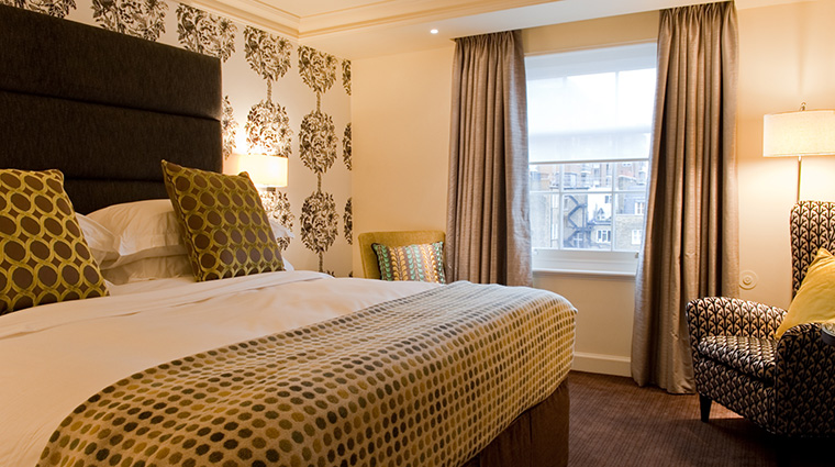 Property TheArchLondon Hotel GuestroomSuite DeluxeRoom TheArch