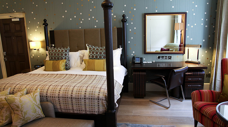 Property TheArchLondon Hotel GuestroomSuite WelbeckStudioSuite TheArch