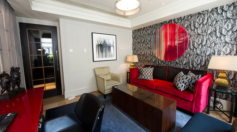 A Boutique Stay In The British Capital