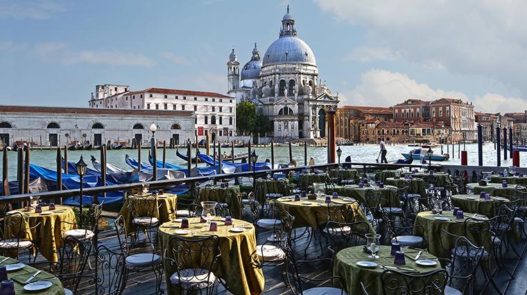 Property TheBauerVenezia Hotel Dining DePisisRestaurantTerrace TheBauerVenezia