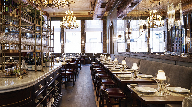 Property TheBeekman Hotel Dining FowlerWells ThompsonHotels