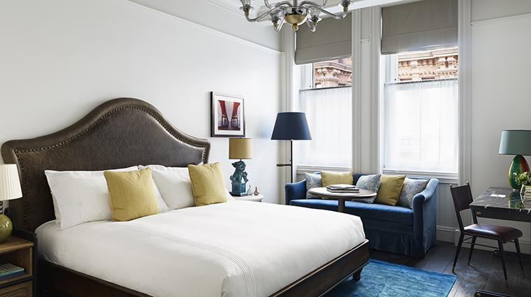 Property TheBeekman Hotel GuestroomSuite DeluxeKing ThompsonHotels