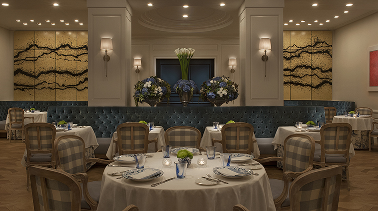Property TheBelvedere Restaurant Dining DiningRoomatNight ThePeninsulaHotels.