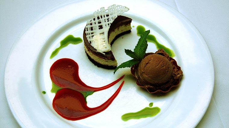 Property TheBernardsInnRestaurant Restaurant Dessert CreditTheBernardsInn