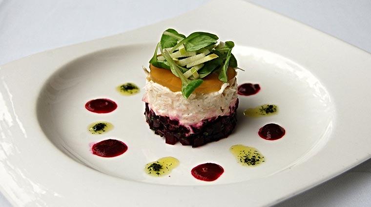 Property TheBernardsInnRestaurant Restaurant MainCourse CreditTheBernardsInn