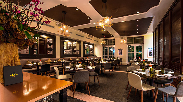 Property TheBetsy Hotel Dining LTSteak&Seafood TheBetsySouthBeach