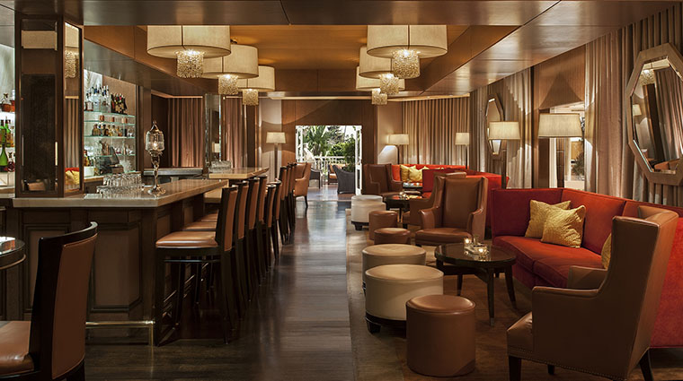 Property TheBeverlyHillsHotel Hotel BarLounge BarNineteen12BarArea DorchesterCollection,