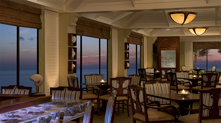 Property TheBreakersPalmBeach 17 Hotel Restaurant TheSeafoodBar DiningRoom CreditTheBreakersPalmBeach