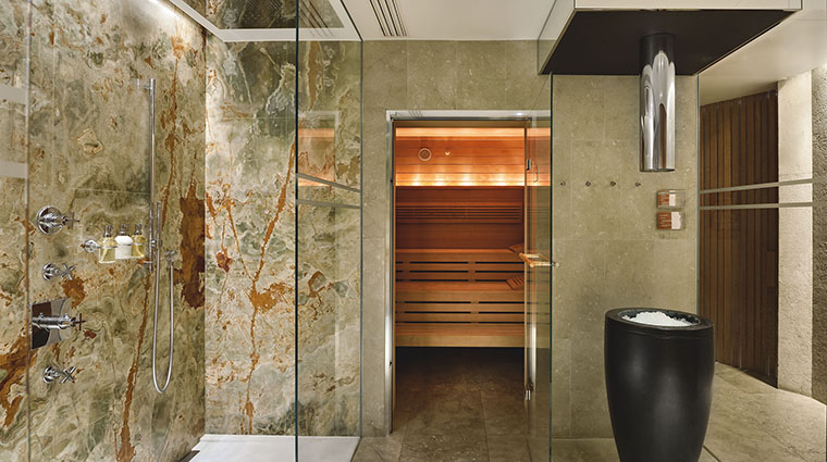 Property TheBulgariSpaLondon Spa IceShower BulgariHotels&Resorts