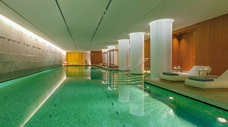 Property TheBulgariSpaLondon Spa SwimmingPool2 BulgariHotels&Resorts