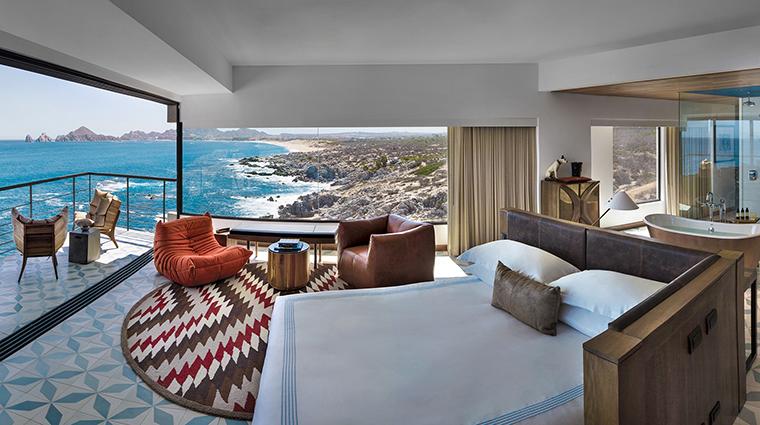 Property TheCapeAThompsonHotel Hotel GuestroomSuite PanoramicSuite ThompsonHotels
