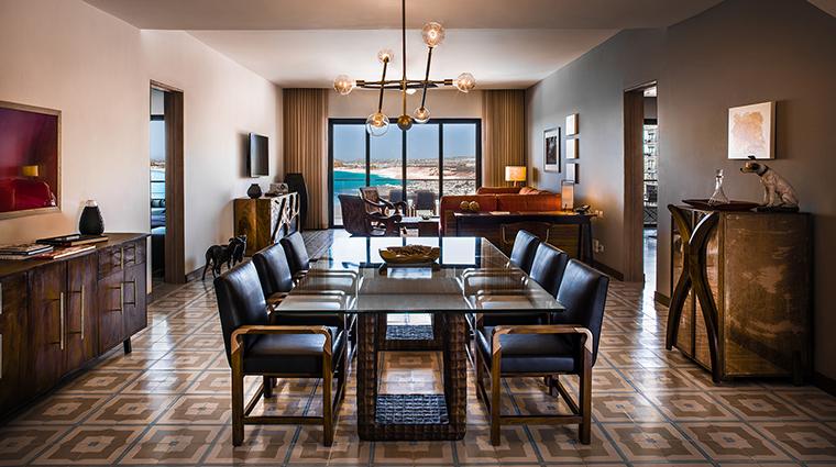Property TheCapeAThompsonHotel Hotel GuestroomSuite PenthouseSuiteLivingRoom ThompsonHotels
