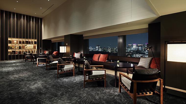 Property TheCapitolHotelTokyu Hotel BarLounge ClubLounge TokyuHotelsCoLTD