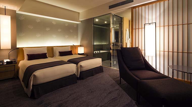 Property TheCapitolHotelTokyu Hotel GuestroomSuite ExecutiveSuiteBedroom TokyuHotelsCoLTD