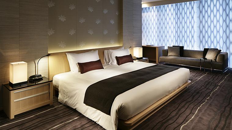 Property TheCapitolHotelTokyu Hotel GuestroomSuite SannoSuiteBedroom TokyuHotelsCoLTD
