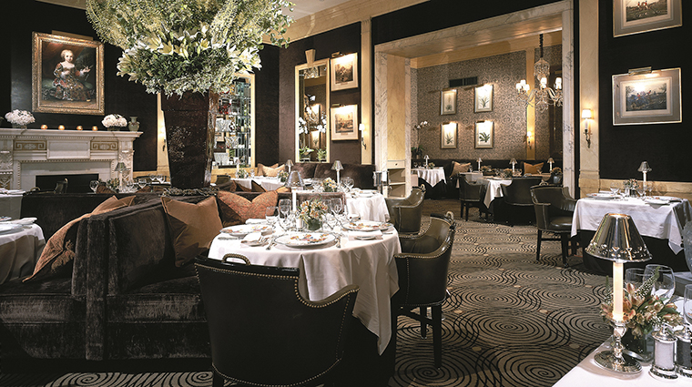 Property TheCarlyle Hotel Dining TheCarlyleRestaurant RosewoodHotels&ResortsLLC