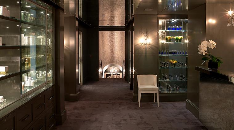 Property TheCarlyle Hotel Spa SenseSpaFoyer RosewoodHotels&ResortsLLC
