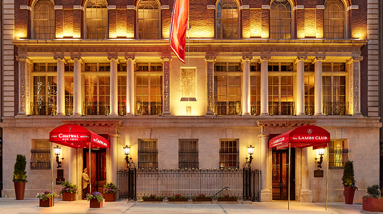 Property TheChatwal Hotel Exterior ExteriorFrontFacade StarwoodHotels&ResortsWorldwideInc