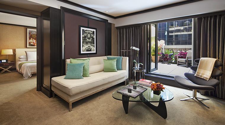 Property TheChatwal Hotel GuestroomSuite OneBedroomChatwalSuite StarwoodHotels&ResortsWorldwideInc