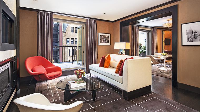 Property TheChatwal Hotel GuestroomSuite ProducerSuiteLivingRoom StarwoodHotels&ResortsWorldwideInc