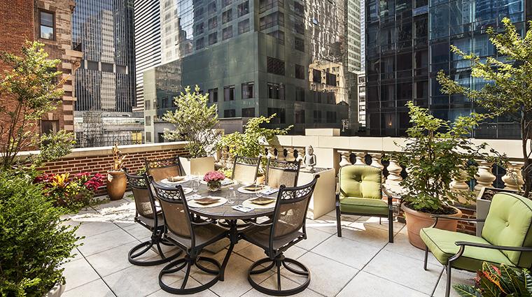 Property TheChatwal Hotel GuestroomSuite ZenSuitePrivateTerrace StarwoodHotels&ResortsWorldwideInc