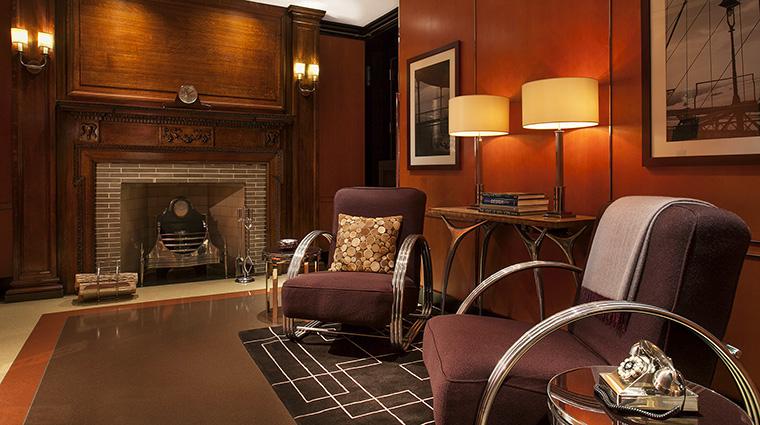 Property TheChatwal Hotel PublicSpaces FoyerFireplace StarwoodHotels&ResortsWorldwideInc