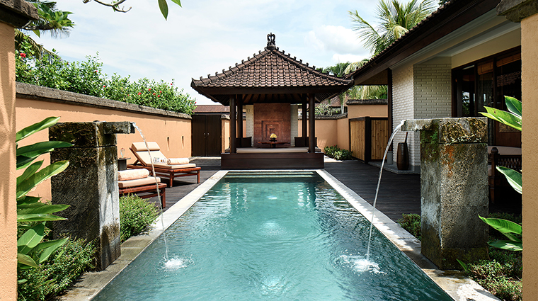 Property TheChediClubTanahGajah Hotel GuestroomSuite OneBedroomPoolVillaPrivatePool TheChediClub