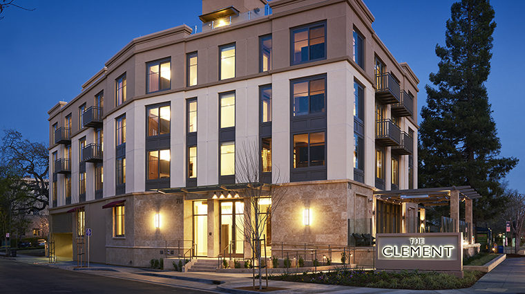 Property TheClementHotel Hotel Exterior Exterior TheClementHotel