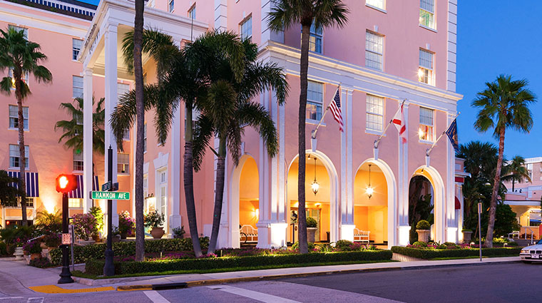 Property TheColonyPalmBeach Hotel Exterior Exterior TheColonyPalmBeach