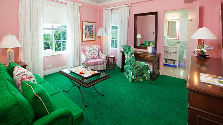 Property TheColonyPalmBeach Hotel GuestroomSuite ColonyVarneyRoom TheColonyPalmBeach