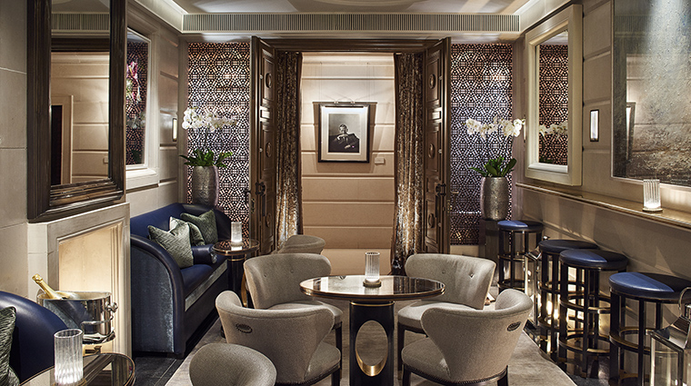 Property TheConnaught Hotel BarLounge ChampagneRoom MaybourneHotelGroup