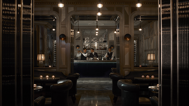 Property TheConnaught Hotel BarLounge ConnaughtBar MaybourneHotelGroup