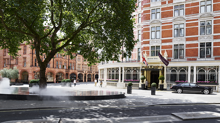 Property TheConnaught Hotel Exterior ExteriorDaytime MaybourneHotelGroup