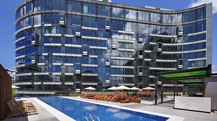Property TheDarlingHotelattheStarSydney Hotel Exterior ExteriorwithSwimmingPool TheStarEntertainmentGroup