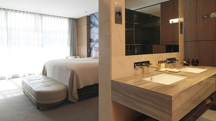 Property TheDarlingHotelattheStarSydney Hotel GuestroomSuite DarlingRoomwithBasin TheStarEntertainmentGroup