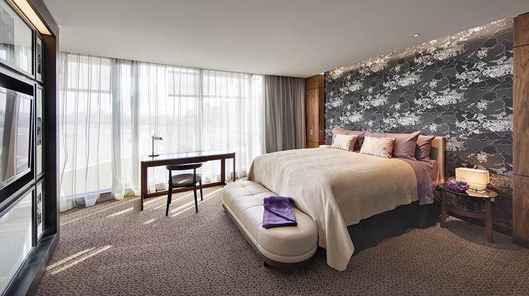 Property TheDarlingHotelattheStarSydney Hotel GuestroomSuite JewelSuiteBedroom TheStarEntertainmentGroup