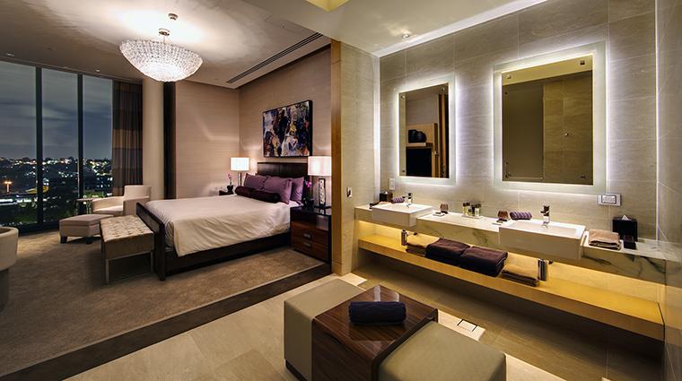 Property TheDarlingHotelattheStarSydney Hotel GuestroomSuite SetllarSuite TheStarEntertainmentGroup