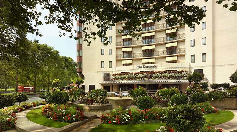 Property TheDorchester Hotel Exterior ExteriorLandscape DorchesterCollection