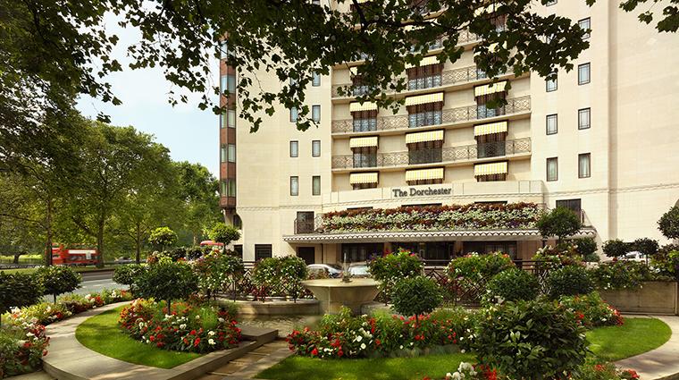Property TheDorchester Hotel Exterior ExteriorLandscape DorchesterCollection