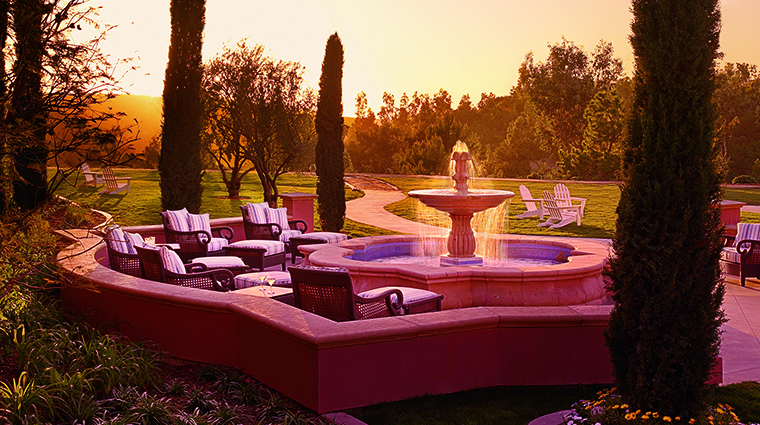 Property TheGrandDelMar Hotel Spa SpaFountain TheGrandDelMar